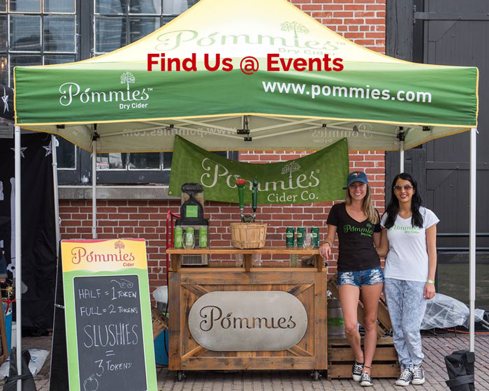 Find Us @ Events