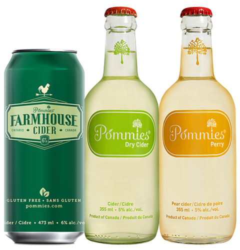 Pommies Farmhouse, Cider and Sperry Seasonal