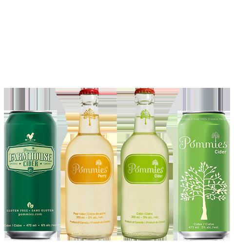 Pommies Farmhouse, Cider and Sperry Seasonal