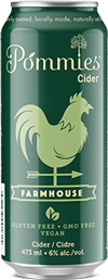 Pommies Farmhouse can