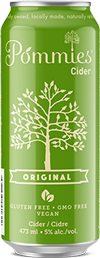 Pommies Original can